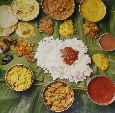 Andhra Meals