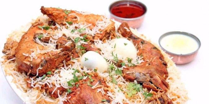 Chicken Biryani Family Pack